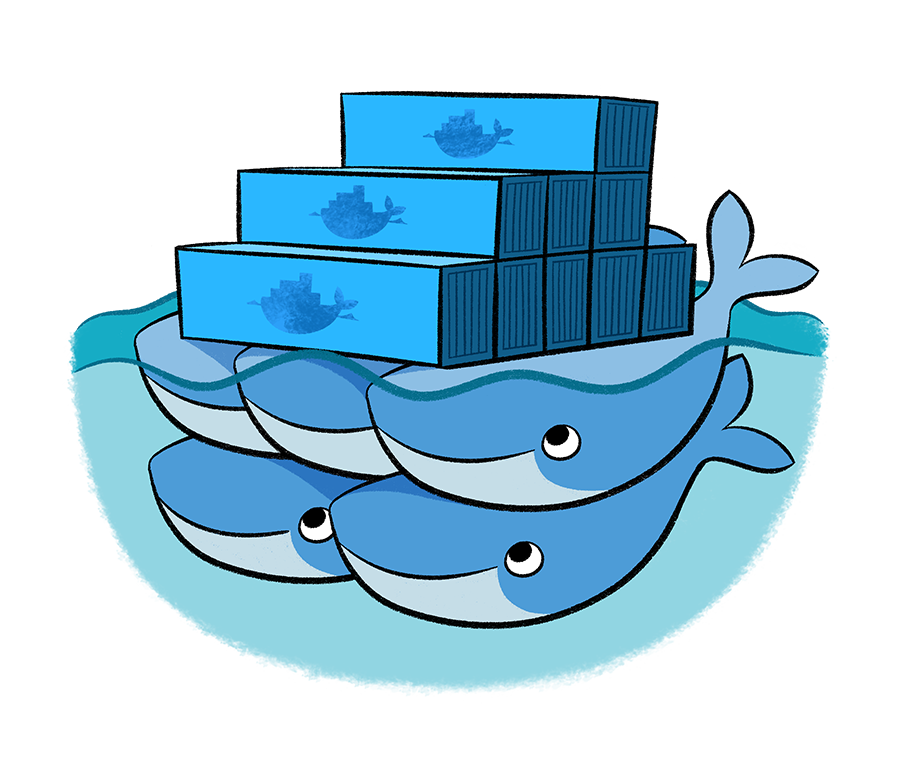 How to prepare docker for a production?